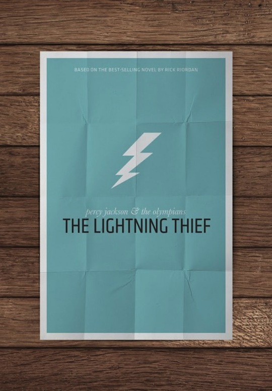 amazing minimalistic movie posters