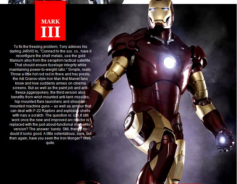 The Evolution Of Iron Man's Suits (6)