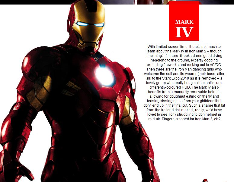The Evolution Of Iron Man's Suits (5)