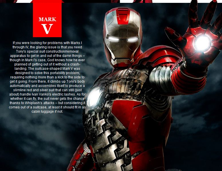 The Evolution Of Iron Man's Suits (4)