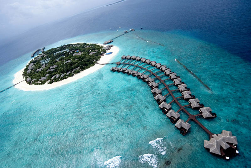 The Stunning Maldives