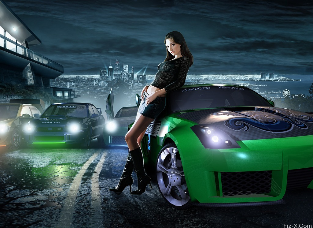 NEED FOR SPEED Movie Officially Announced for 2014 (1)