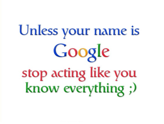 Funny Google Quotes