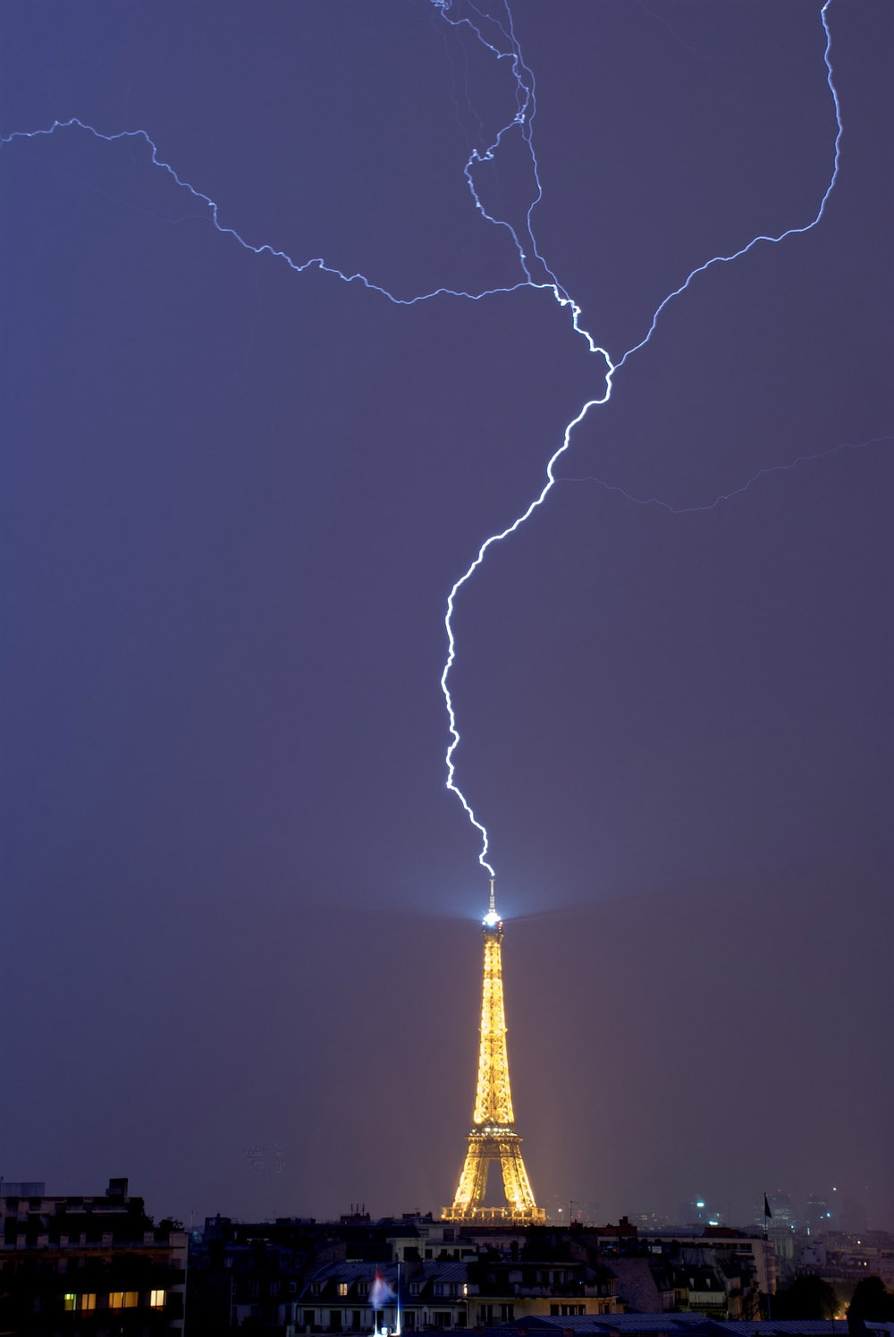 Stunning Lightning Strikes (8)