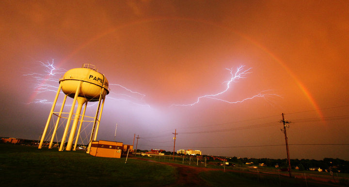 Stunning Lightning Strikes (9)