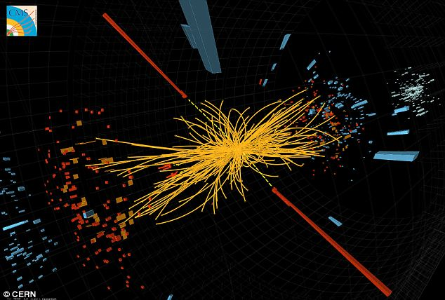 God particle found
