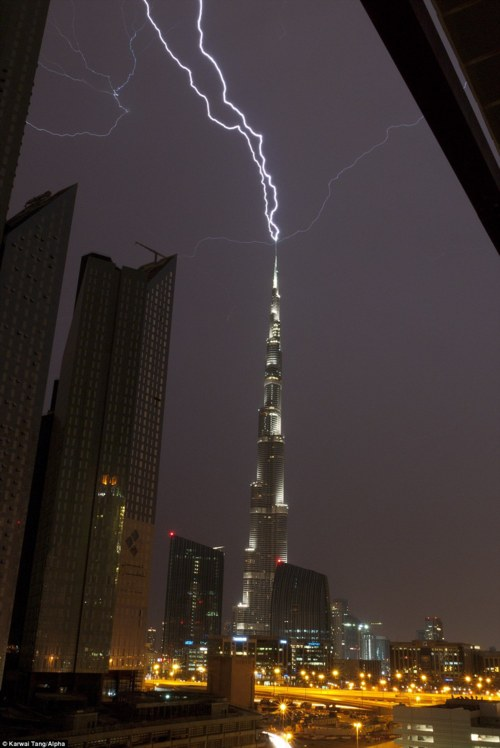 Stunning Lightning Strikes (6)