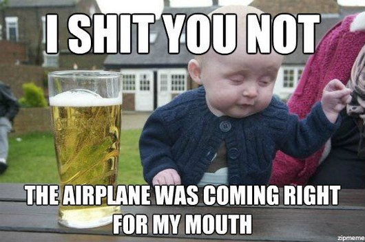 "Best of ""Drunk Baby"" Meme (13)"