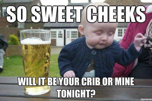 "Best of ""Drunk Baby"" Meme (12)"