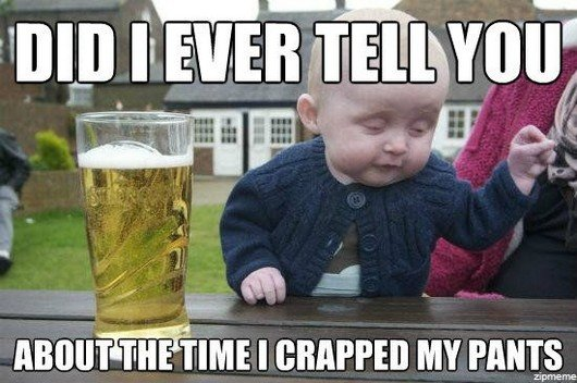 "Best of ""Drunk Baby"" Meme (9)"