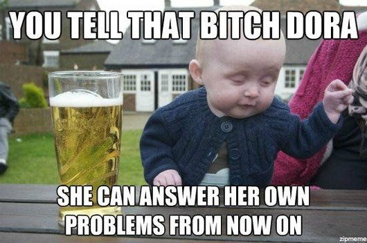 "Best of ""Drunk Baby"" Meme (8)"