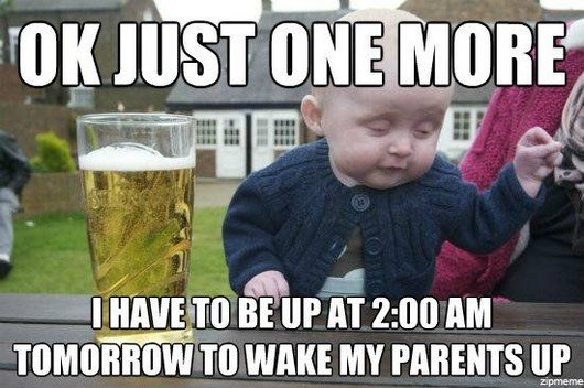 "Best of ""Drunk Baby"" Meme (6)"