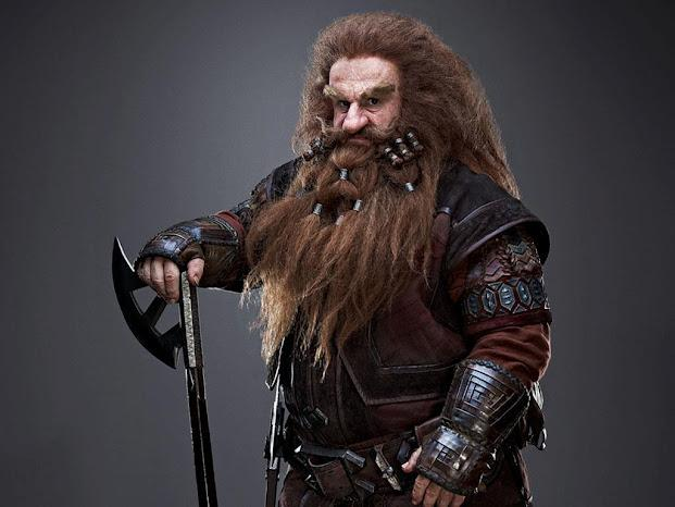 New Photos From The Hobbit