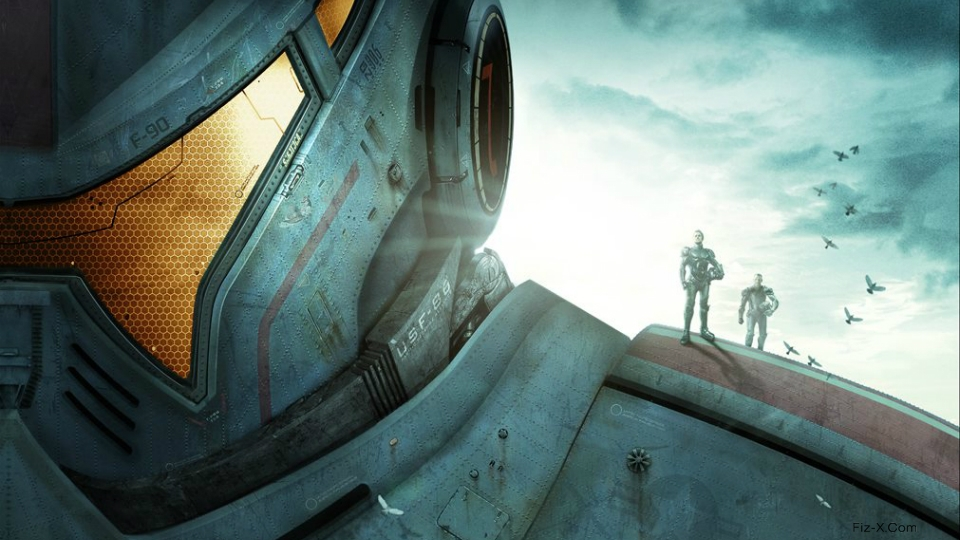 PACIFIC RIM Poster Shows Giant Robots