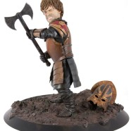 Game Of Thrones: Tyrion Statue