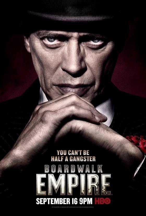 BOARDWALK EMPIRE Season 3 Poster