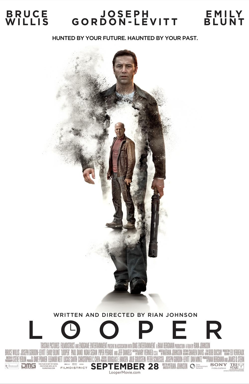 First Clip From Loopers