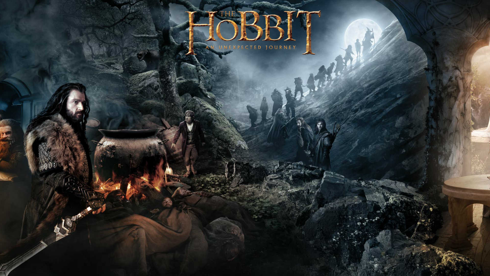THE HOBBIT Will Get Limited 48fps Theatrical Release
