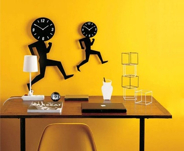 Creative Wall Clock Designs