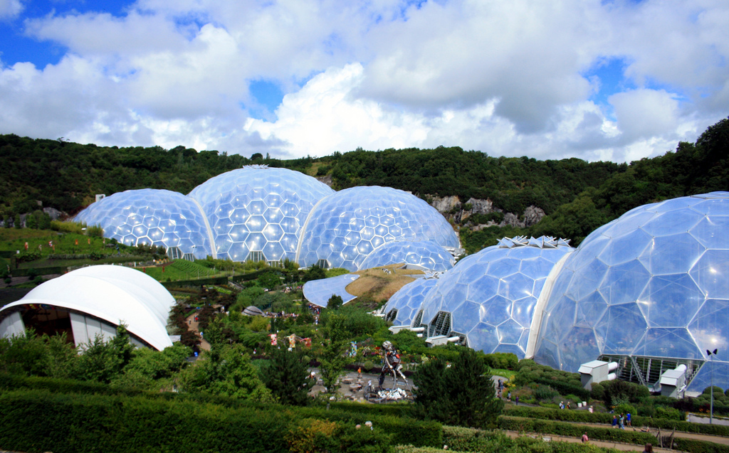 The Largest Greenhouse in the World
