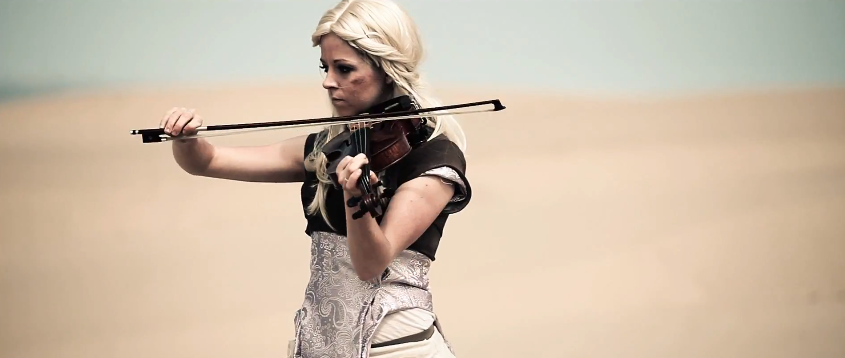 GAME OF THRONES Theme Song Played On Violin