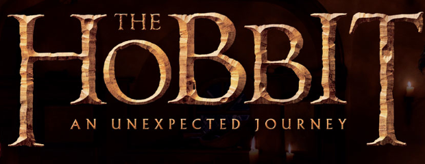 THE HOBBIT - Panoramic Scroll