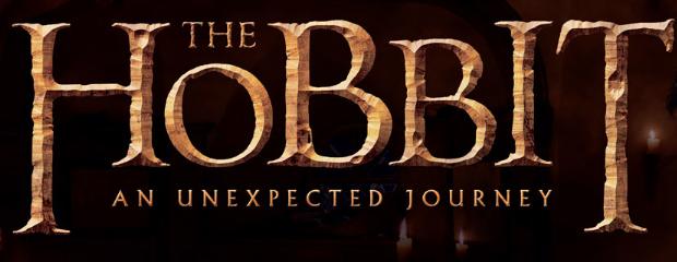 THE HOBBIT - Panoramic Scroll