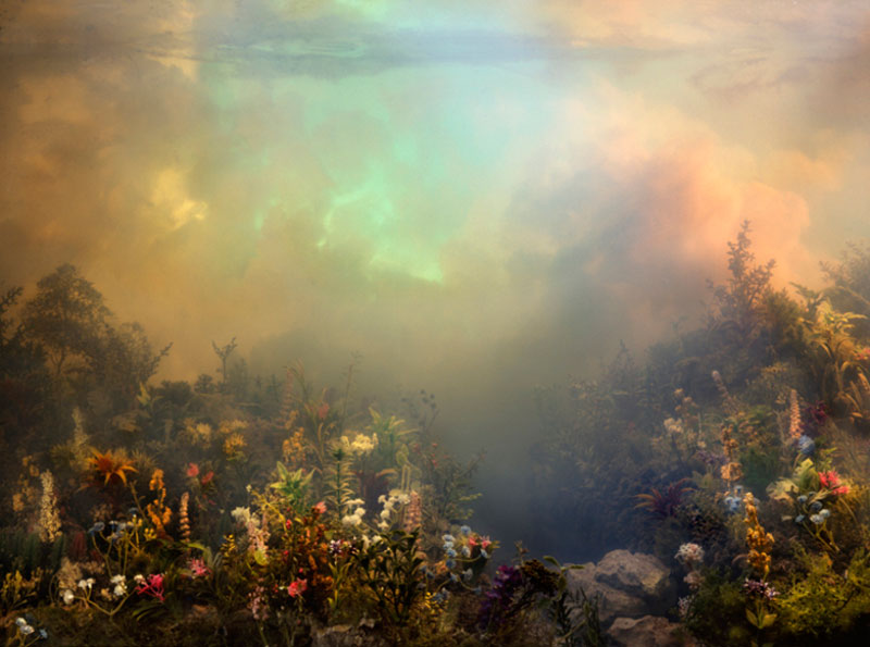 Amazing Model Landscapes That Look Like Paintings