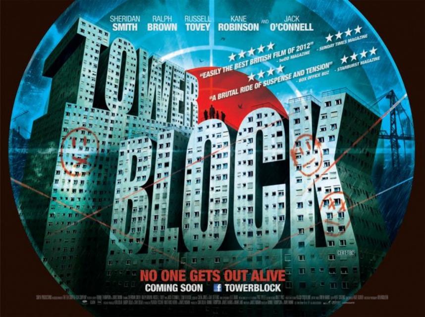 Trailer for the Sniper Thriller TOWER BLOCK