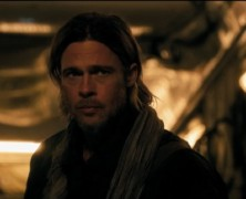 A New TV Spot For World War Z