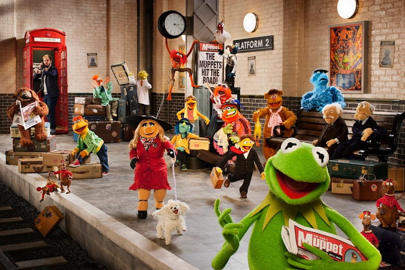 The Muppets... Again