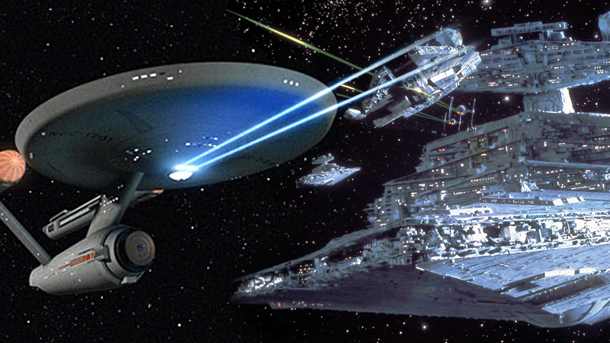 Star Wars Vs. Star Trek