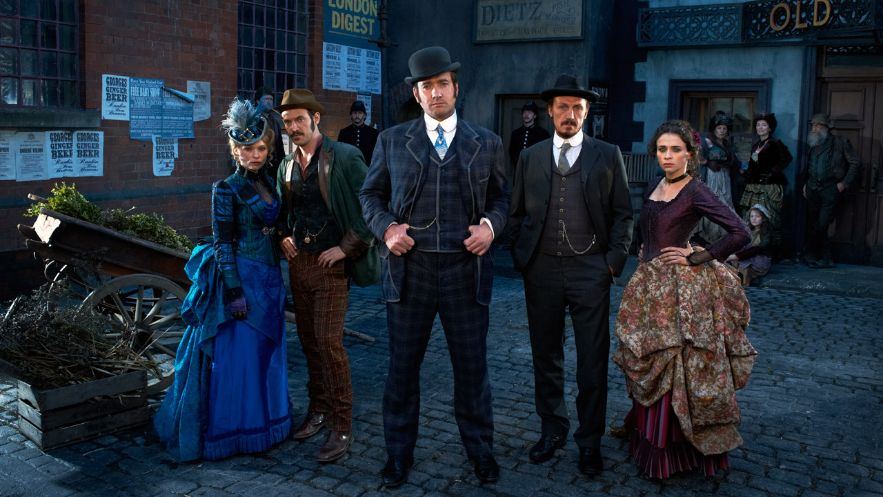 Ripper Street Gets A Season 2