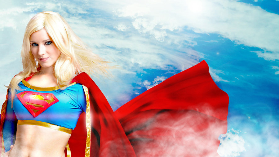 supergirl dc comics cosplay