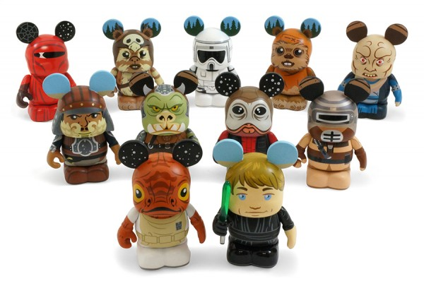 New Star Wars Toys