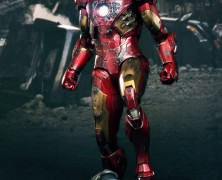 MARK VII Iron Man Figure