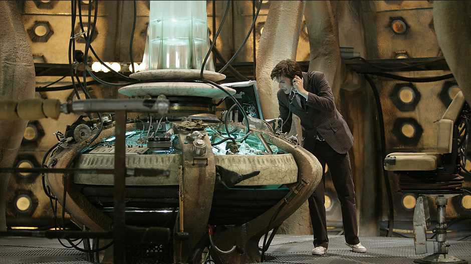 10th Doctor Tardis Interior Wallpaper Images & Pictures - Becuo