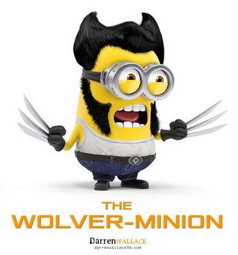 The Wolver-Minion