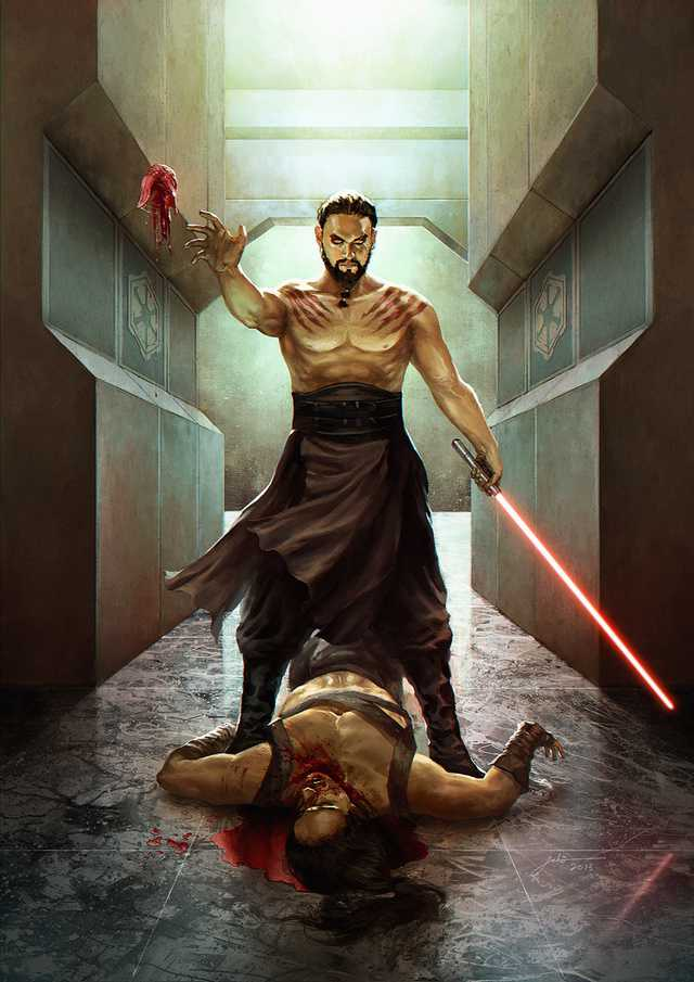 Khal Drogo Is A Darth Raki