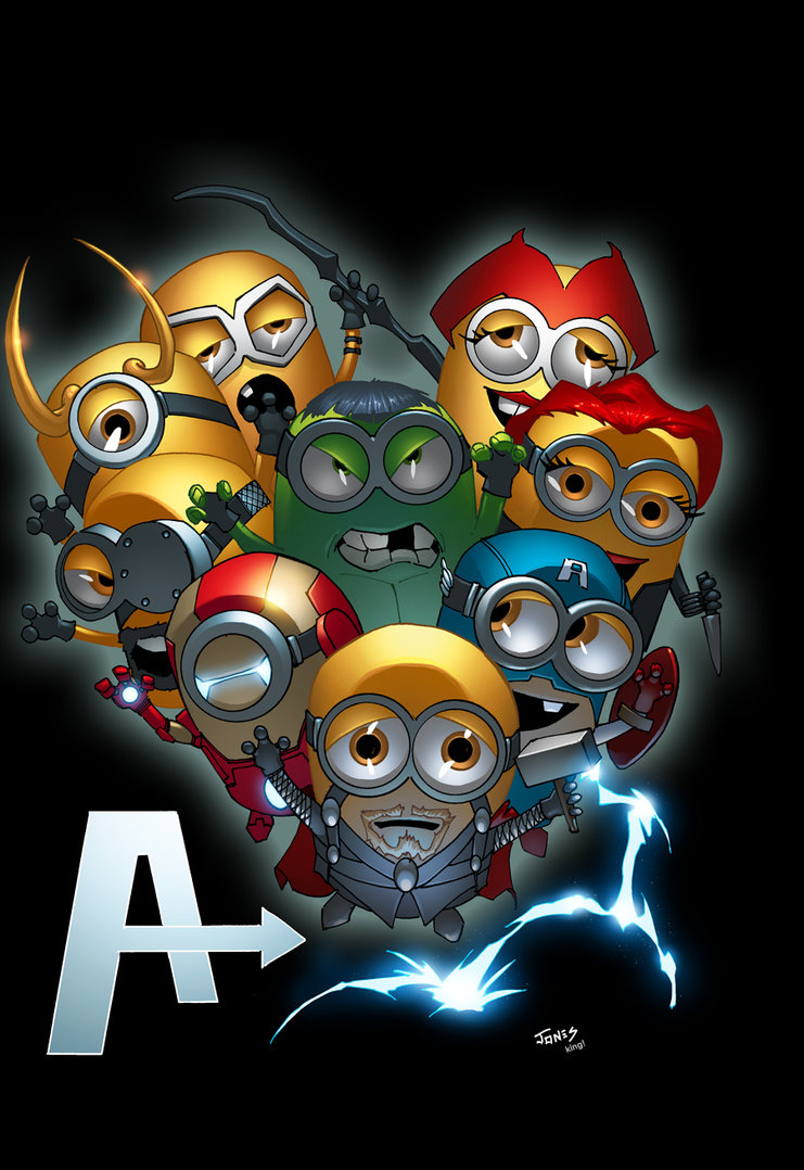 The Despicable Avengers
