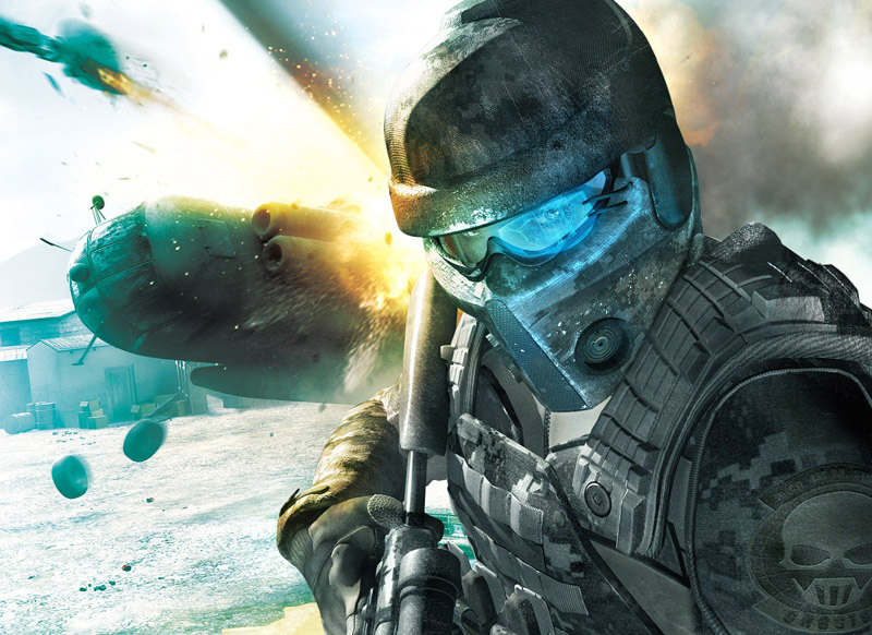 GHOST RECON movie