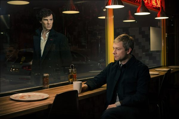 First Official Sherlock Season 3 Photo