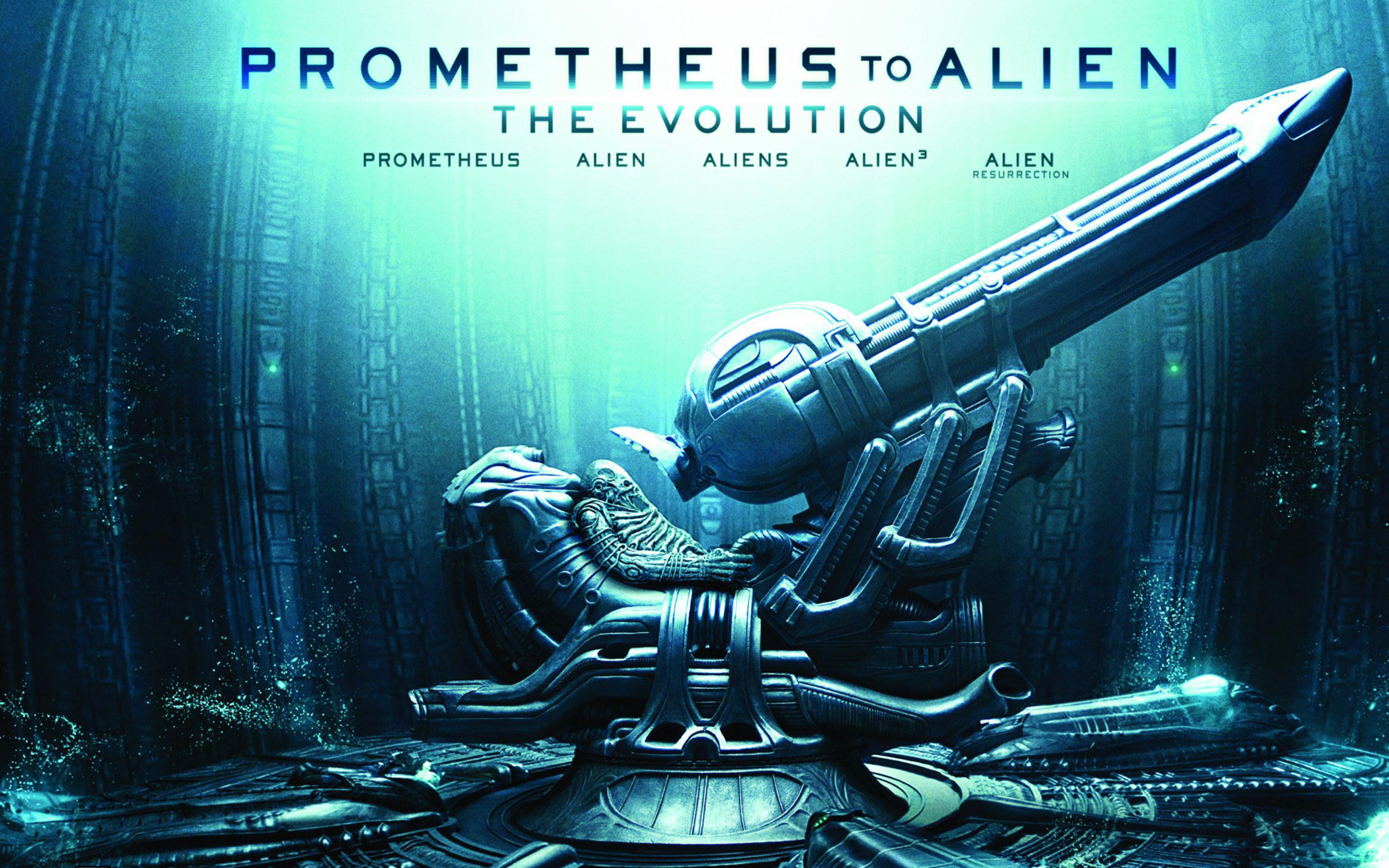 Technology in Prometheus