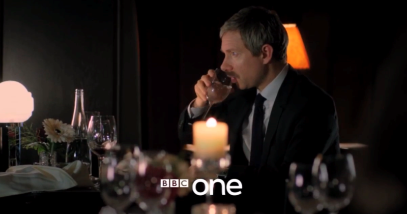Third Episode of Sherlock Series 3 Promo