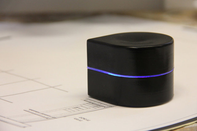 Miniature Zuta Labs Robotic Printer