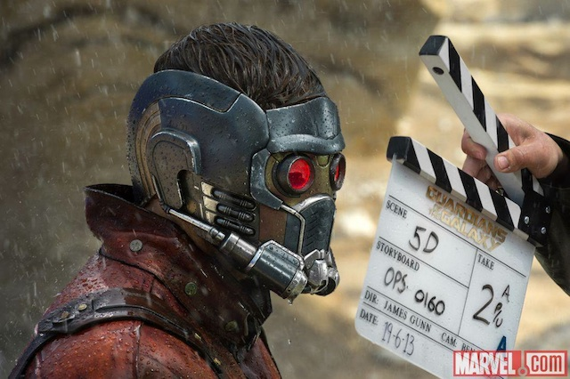 Three New Images From Guardians of the Galaxy
