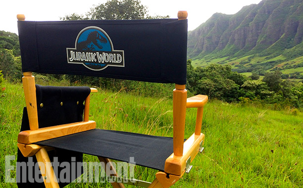 Jurassic World First Photos Have Arrived!