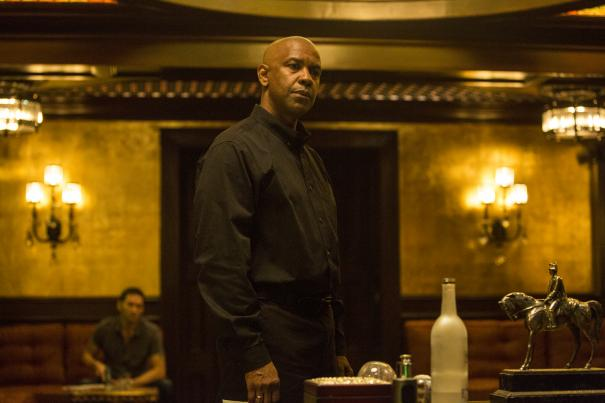'The Equalizer' Got New Stills, Stars Denzel Washington