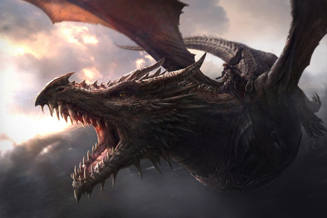 How Big Dragon's Will Get in Game of Thrones?