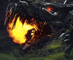 Transformers: Age of Extinction Revealed Full Robot Roster